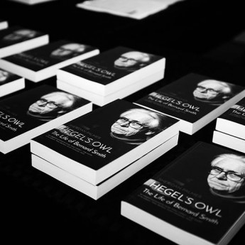 Video: Hegel's Owl book launch Canberra 2016