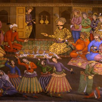 28 March, 6pm – Sydney Asian Art Series – Seeing Taste: Art, Cuisine and Urbanity in Safavid Persia/Iran