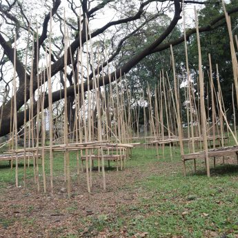Patrick Flores, Nature is Material, Site is Work: Philippine Artist Junyee's Installations