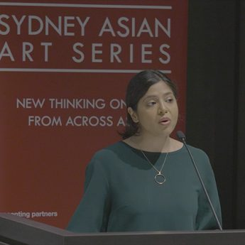 Video – Malini Guha – Sydney Asian Art Series