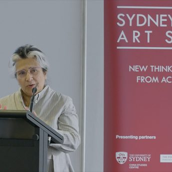 Video – Sussan Babaie – Sydney Asian Art Series
