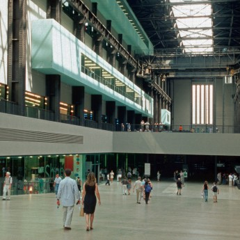 Podcast: Curating Tate Modern