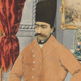 19 October, 6.00pm – Sydney Asian Art Series: Painting after the Mass-Produced Image: Art in nineteenth-century Iran