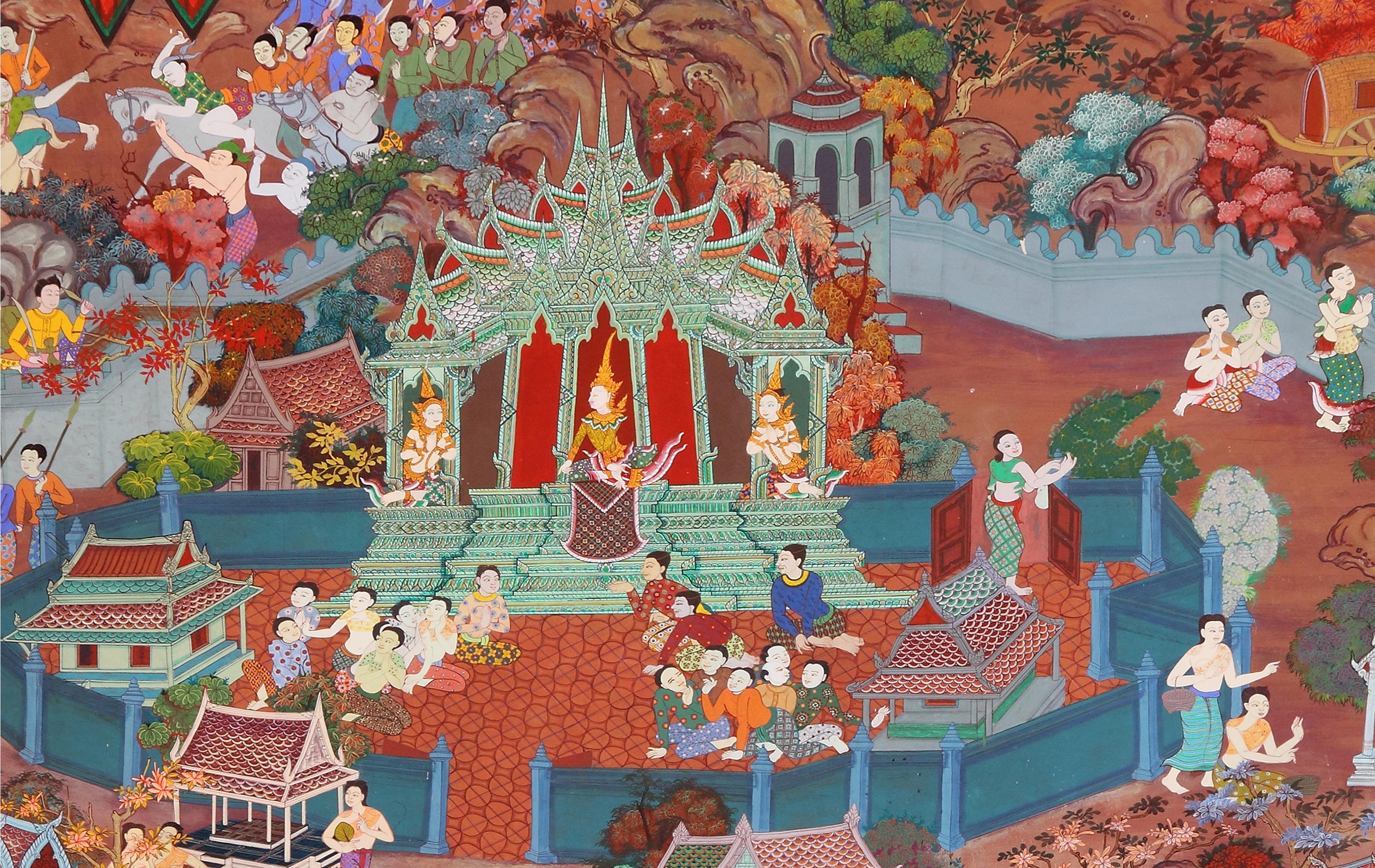 11 – 13 October: Gender in Southeast Asian Art Histories