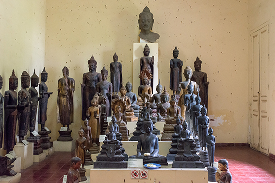 11 October, 6.00pm – Figuring the Buddha
