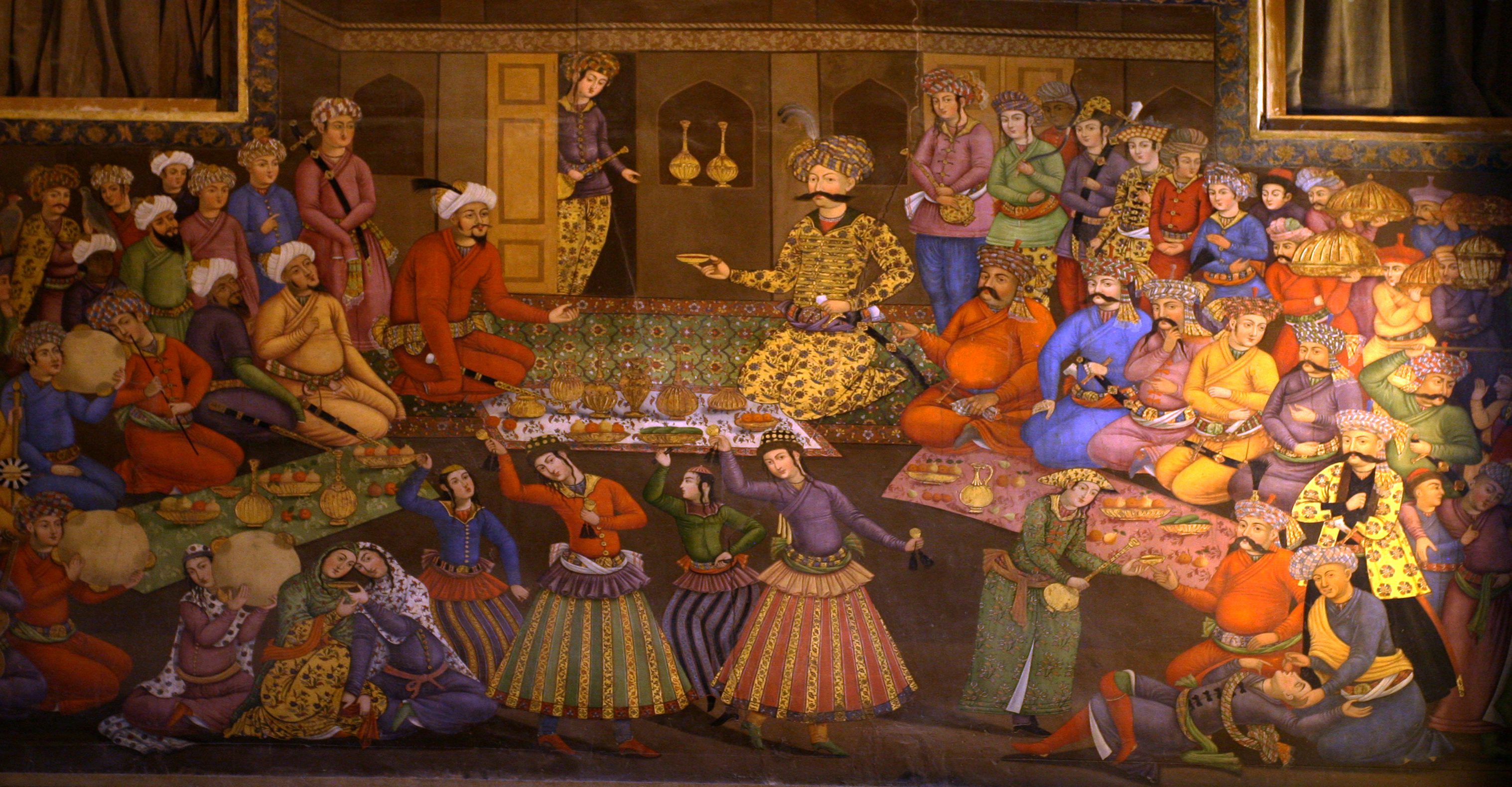 28 March, 6pm – Sydney Asian Art Series – Seeing Taste: Art, Cuisine and Urbanity in Safavid Persia/Iran