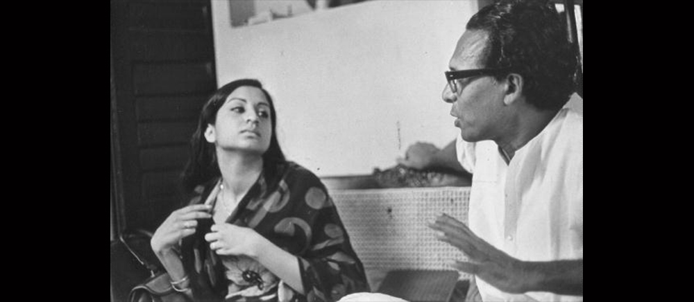 22 May, 7.15pm – Tribute screening – 'Interview' (1970) by Mrinal Sen