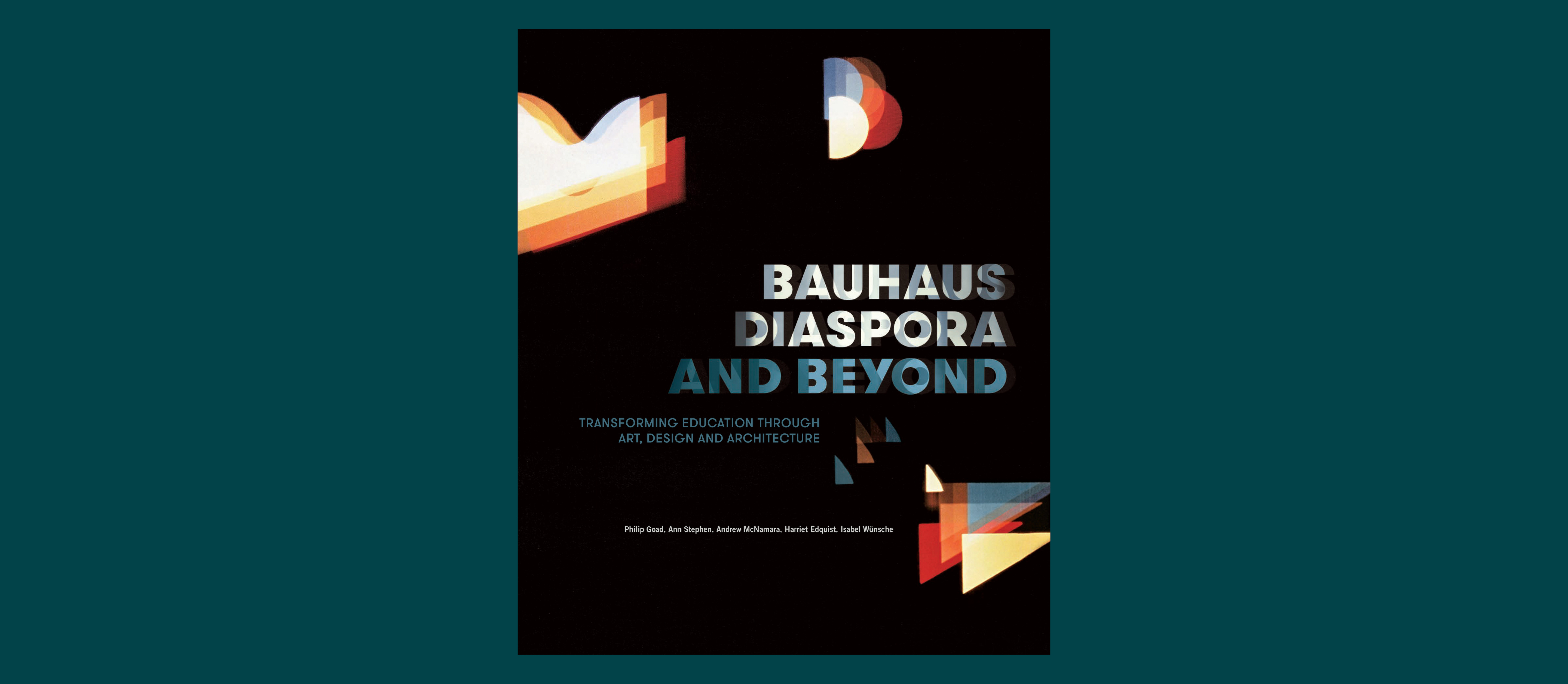 Join us as wecelebratethe centenary of the Bauhaus with a new anthology