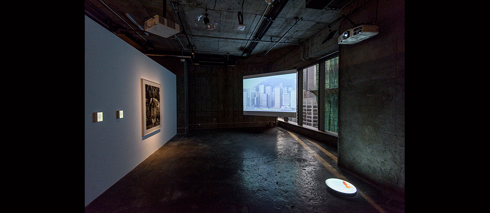 Yung Ma, The Disappearance of Hong Kong and the Moving Image